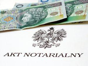 testament notarialny