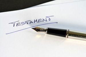 sfałszowany testament